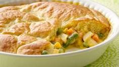 10 No-Brainer Chicken Casseroles