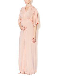 Maternity Dress - Long Caftan by Rachel Pally Maternity at Gilt