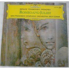 ROMEO AND JULIET SYMPHONY VINILO