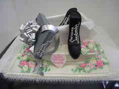 Hansen's Cakes: Christian Louboutin Shoe Cake