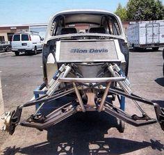 Baja Bug -- Orange County Buggy Center Mount A-Arm Upgrade Kit