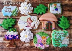 Fairy Cookie Set