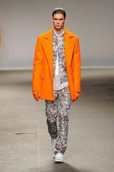 Exclusive: UK menswear buyers pick London over Pitti Orange Jacket, The Clash, Trade Show, Dapper, Fashion Show, Duster Coat, Menswear, Leather Jacket, London