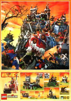 Lego Toys, 90s Toys, Classic Lego, Back In My Day, Lego Minifigs, Lego Castle, Vintage Lego, Lego City, Building Toys