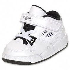 ccf7a69bc13e White Jordans - Size 10 Jordan Flight 23 RST Low Toddler Basketball Shoes   xavierbasketball