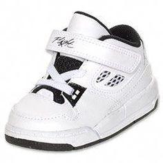 best sneakers dc7d5 5ea94 White Jordans - Size 10 Jordan Flight 23 RST Low Toddler Basketball Shoes   xavierbasketball