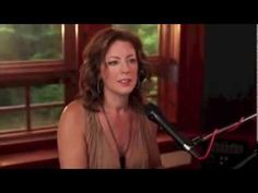 ▶ Sarah McLachlan singing Angel in her home studio - YouTube. This is the perfect setting that this song needs to be heard in and seen in.