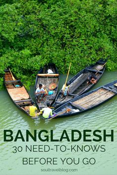 Interested in travel in Bangladesh? Check out our Bangladesh travel guide packed with know before you go travel tips for Bangladesh! Don't forget to pin this post to one of your boards for later...