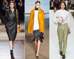 Age-Wise Style: How to Pull Off a Leather Look from InStyle.com