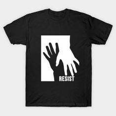ONLY NOW S14 Resist tshirt human rights T-Shirt