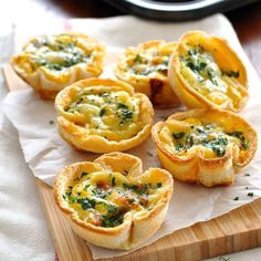 Mini Quiche Lorraines made in a muffin tin using sandwich bread! Filled with bacon and cheesy goodness, these cute bites are completely irresistible.