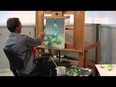 ▶ Learn to Paint with Rudy Kistler: Gin and Tonic Party - YouTube
