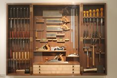 Uplifting Woodworking tools homemade woods,Woodworking tools router articles and Best woodworking tools workshop. Woodworking Tool Cabinet, Essential Woodworking Tools, Antique Woodworking Tools, Woodworking For Kids, Woodworking Workshop, Woodworking Shop, Woodworking Projects, Woodworking Techniques, Woodworking Planes