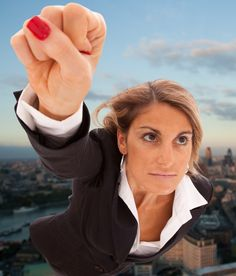 """Can women be successful without being superwoman? Dr. Rebecca Herman, faculty member at Kaplan University, shares her """"7 Steps to Success Without Donning a Cape."""""""