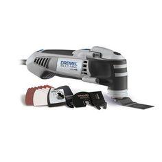 DREMEL Multi- Max MM45 Oscillating Tool Kit (15 Multi-Max accessories) $119
