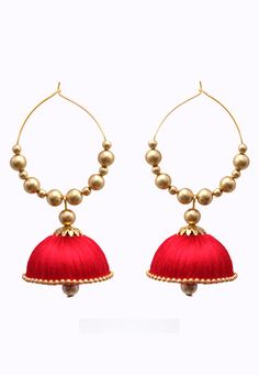 Ethnic Jewelry, Diy Jewelry, Jewellery, Spring Sale, Color Shades, Indian Ethnic, Drop Earrings, Shop, Red