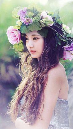 Yep! Queen of flowers!
