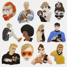 Pins by Marianne Batlle