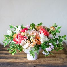An arrangement I did for a lovely client | Kiana Underwood | tulipina.com