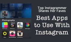 5 Photo Apps to Use with Instagram
