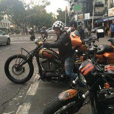 #rubyhelmet #Harley #uglybrosusa #customrock