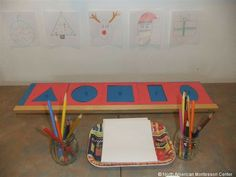 Celebrate Christmas or winter holidays with these Montessori activities and crafts that you can easily prepare for the students in your Montessori classroom. Montessori Practical Life, Montessori Preschool, Preschool Classroom, Primary Classroom, Classroom Ideas, Motor Skills Activities, Preschool Christmas, Theme Noel, Montessori Materials