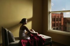 Edward Hopper's Paintings Recreated As Photographs