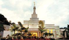 Caracas Venezuela Temple of The Church of Jesus Christ of Latter-day Saints. #Mormon #LDS