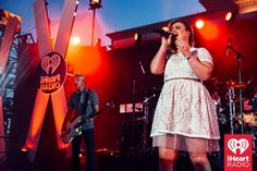 Kelly Clarkson onstage at our iHeartRadio Summer Pool Party in Las Vegas on May 30, 2015. (Photo: Brian Friedman for iHeartRadio)