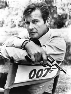 Roger Moore as James Bond, Posters and Prints at Art.com