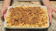 #Vegan Mac n' Cheese with a Nacho Chip Crust recipe