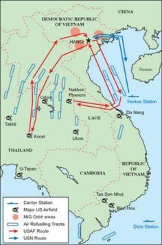 USS America area of operation Vietnam Map, Vietnam War Photos, Vietnam Vets, Vietnam Travel, Welcome Home Soldier, Uss America, Korat, Da Nang, Family History