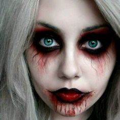 Beautiful Love Images, Halloween Face Makeup, Women, Day Of The Dead, Woman
