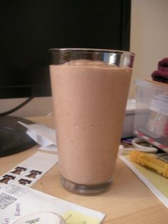 Happy Herbivore Peanut Butter Cup Smoothie