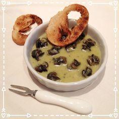 Cassolette d'escargots à la bourguignonne, Recette de Cassolette d'escargots à la bourguignonne par Mado