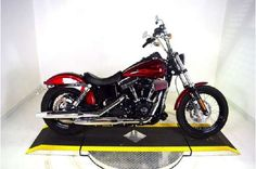 Check out this 2017 Harley-Davidson Dyna Street Bob FXDB listing in Riverside, CA 92504 on Cycletrader.com. It is a Cruiser Motorcycle .