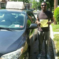Kevin from #laurelton #queens took our 6 #lesson package and now is a #licensed #driver. #access2drive #drivingschool #learntodrive #welovewhatwedo #teamaccess #motorcycle #auto #bus #training Www.drivingschoolsqueens.com