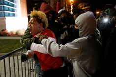 US reacts to Ferguson grand jury decision