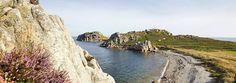La pointe de Primel à Plougasnou, vue par Alexandre Lamoureux - Destination Baie de Morlaix Monts d'Arrée, Bretagne
