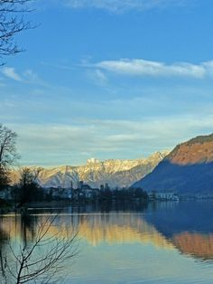 We love the mountains! WInter hiking in Zell am See, Austria