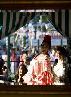 Feria de Abril de #Sevilla - #Seville April Fair