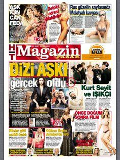 HaberTürk Magazin 23.03.2014