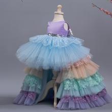 ARABELLA Unicorn Dress Girls, Girls Party Dress, Baby Girl Dresses, Baby Dress, Flower Girl Dresses, Princess Tutu Dresses, Princess Outfits, Baby First Birthday Dress, Cherry Blossom Dress