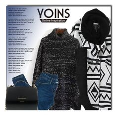 """YOINS.com"" by monmondefou ❤ liked on Polyvore featuring Wyatt, Dsquared2, Givenchy, women's clothing, women, female, woman, misses, juniors and yoins"