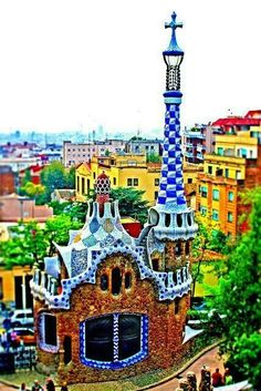 Gaudi. Barcelona