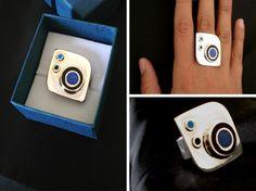anillos con resina - Buscar con Google