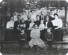Travis family Reynoldsville Pa.