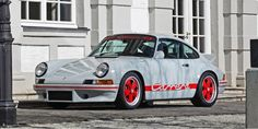 Porsche 964 retrofitted towards Carrera RS by DP Motorsports