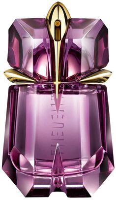 Immerse yourself in the floral-amber scent of Mugler Alien Eau de Toilette, a sparkling fragrance for women with woody facets. Alien's enchanting fragrance is inspired by femininity, with Mugler's mystical scent exuding luxury with its natu Alien Perfume, Thierry Mugler Alien, Best Perfume, Perfume Fragrance, Beautiful Perfume, Purple Reign, Shades Of Purple, Martini, Perfume Bottles