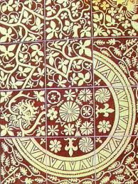 medieval church floor tiles - Google Search